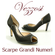 Vezzosi Shoes - Solo scarpe grandi